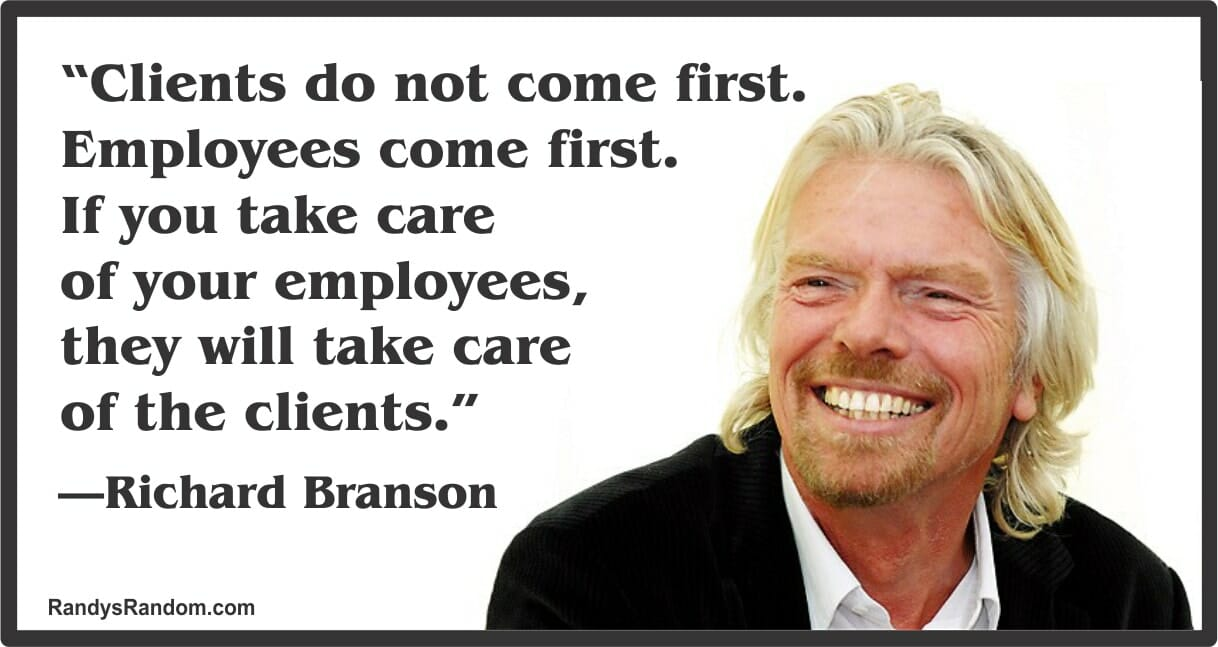 favourite quotes from richard brandson business